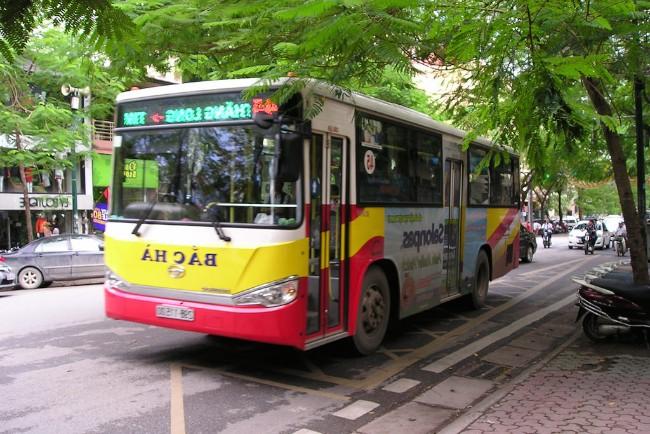 Вьетнамский автобус