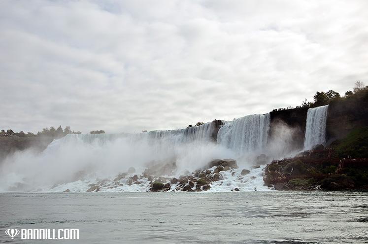 американский-водопад