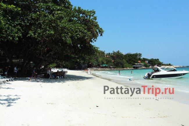 Пляж Вонг Дуан