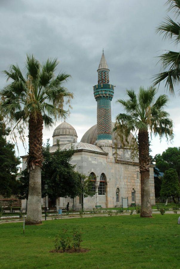 Зелёная мечеть