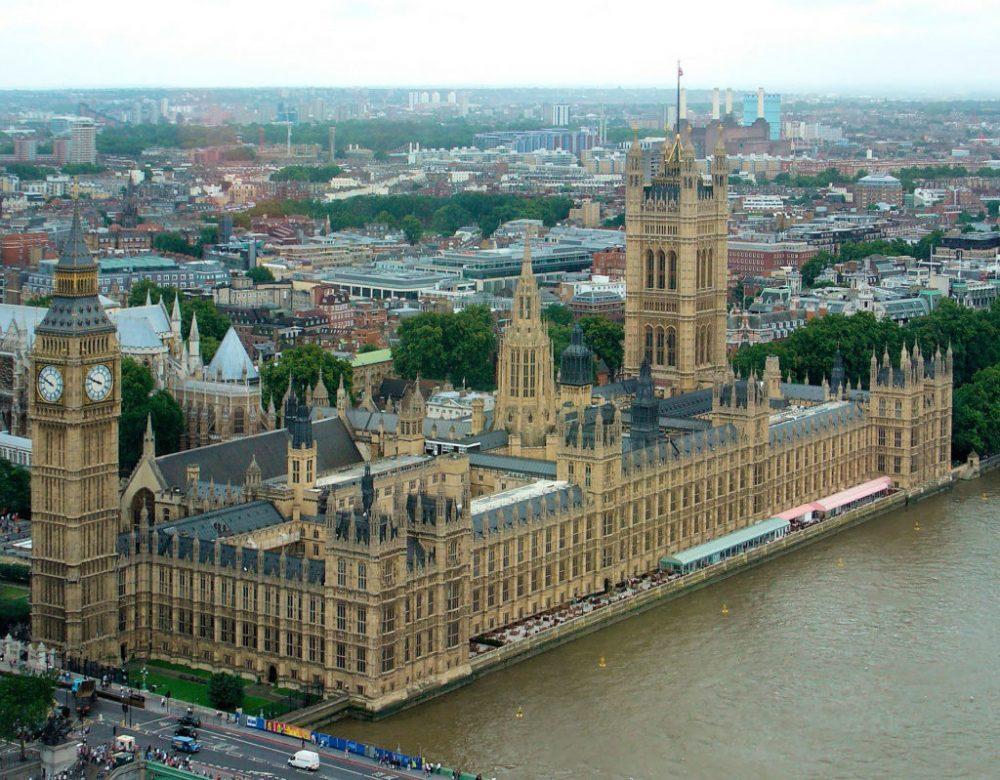Туризмв Лондоне