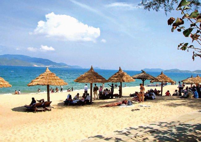 Пляж Нинь Чу