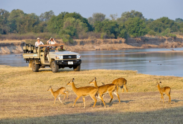 Национальный парк Луамбе