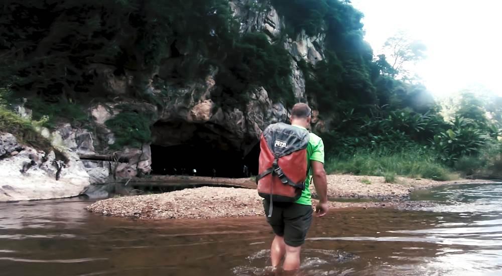 Шондонг - пещера в центральном Вьетнаме
