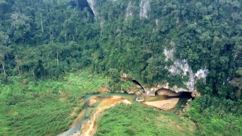 Пещера Шондонг на карте, как добраться