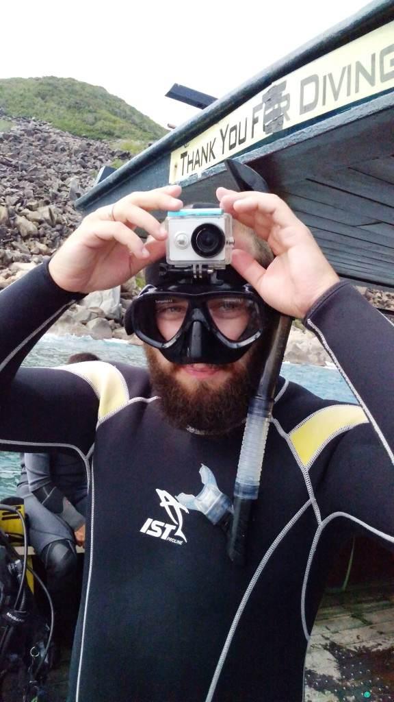 Готовимся к плаванию в Нячанге