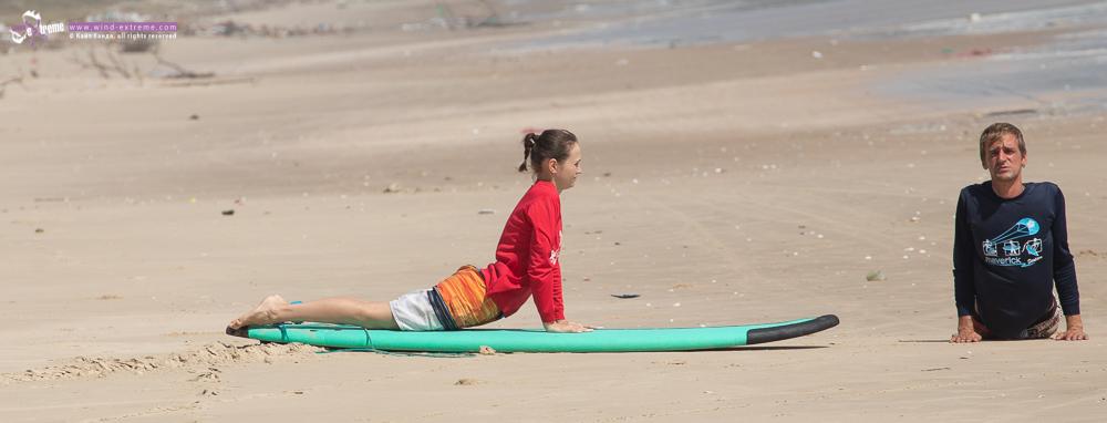 Обучение серфингу во Вьетнаме, Муйне