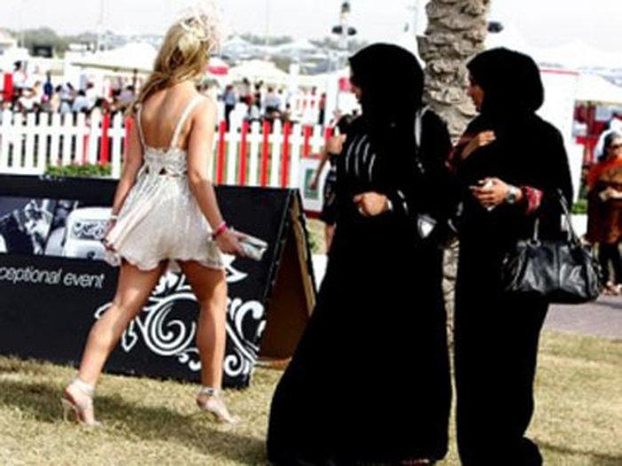 Дресс-код в ОАЭ