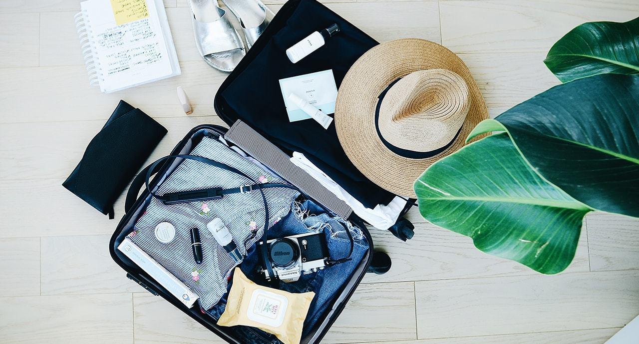 Сбор чемодана